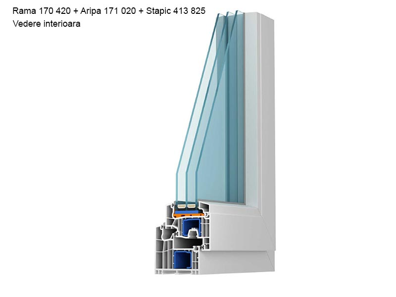 Profil PVC bluEvolution:92
