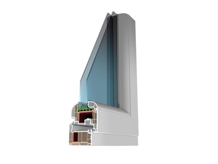 Profil PVC Brügmann AD SunLine