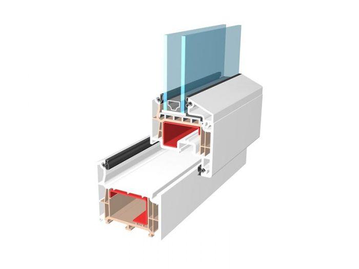 Profil PVC Brügmann AD EcoLine
