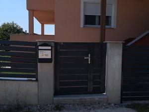 Gard aluminiu 4